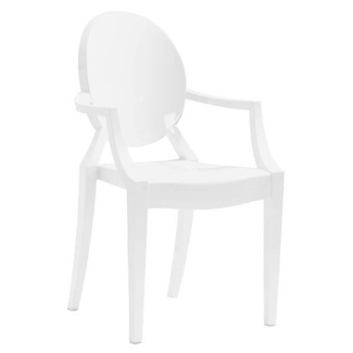 Anime Dining Chair | Set of 2 -  White