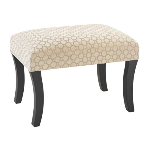 Geometric Patterned Stool