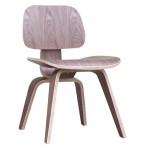Plywood Dining Chair, Natural